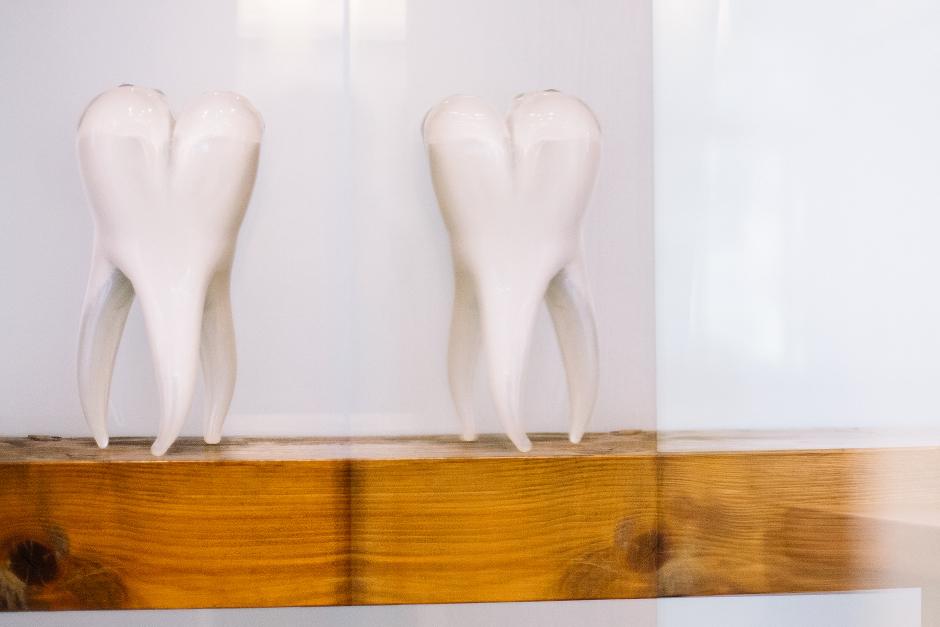 Kunst in der Zahnarztpraxis Dr.Thomas Bruckner
